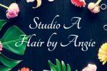 Boutique Hair Salon Petaluma California Logo