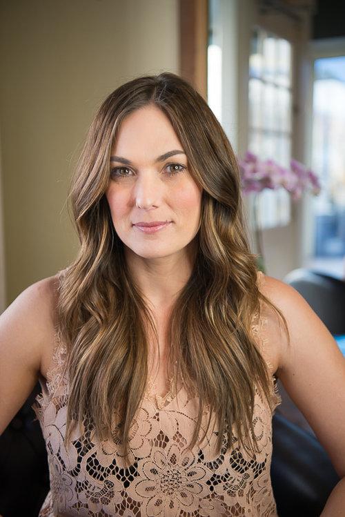 Boutique Hair Salon Petaluma California Angelina Allino1